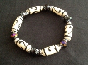 Athena Black pattern