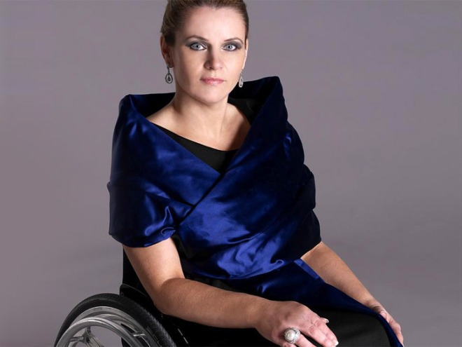 Xeni Collection wheelchair fashion