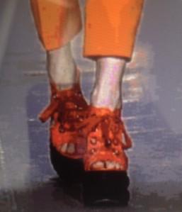 Moschino Orange