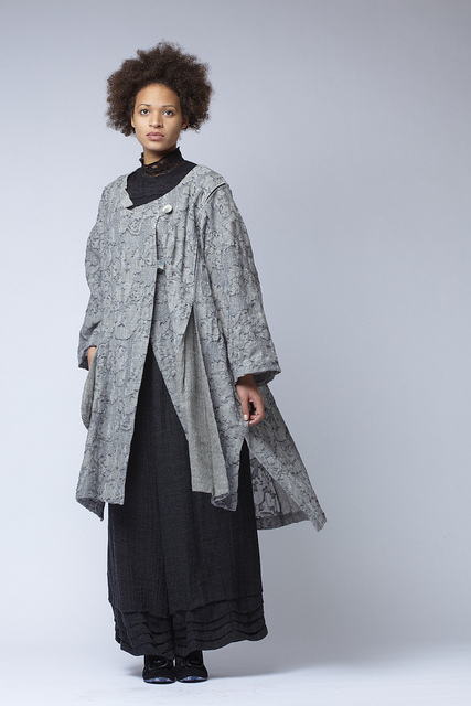 Habibe Grey Jacket