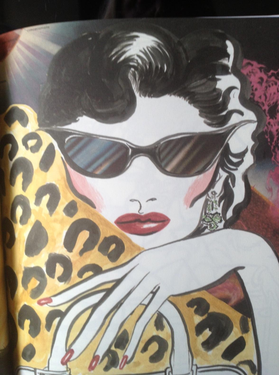 Ava Gardner's Loewe by Gordon Flores