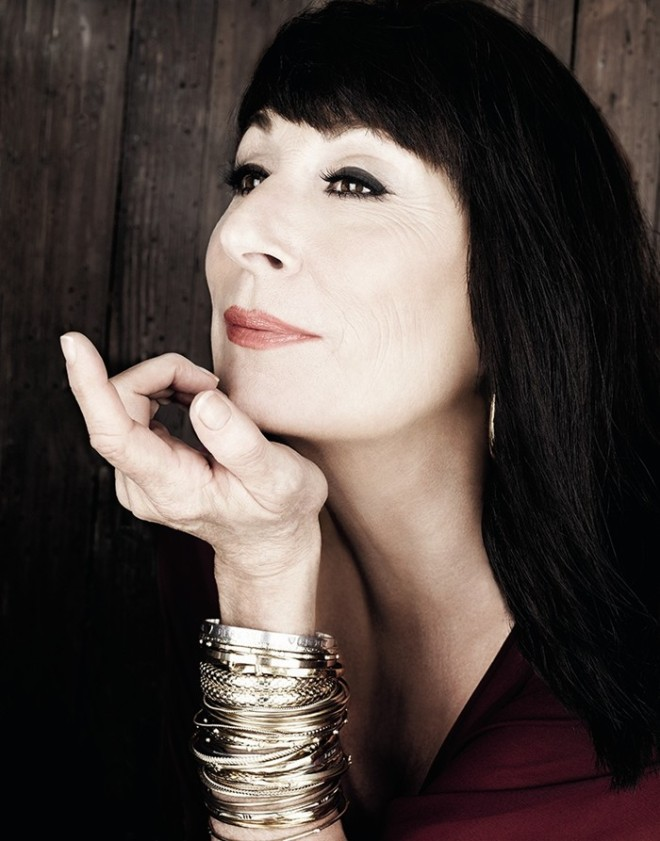 Angelica Huston from AnOther