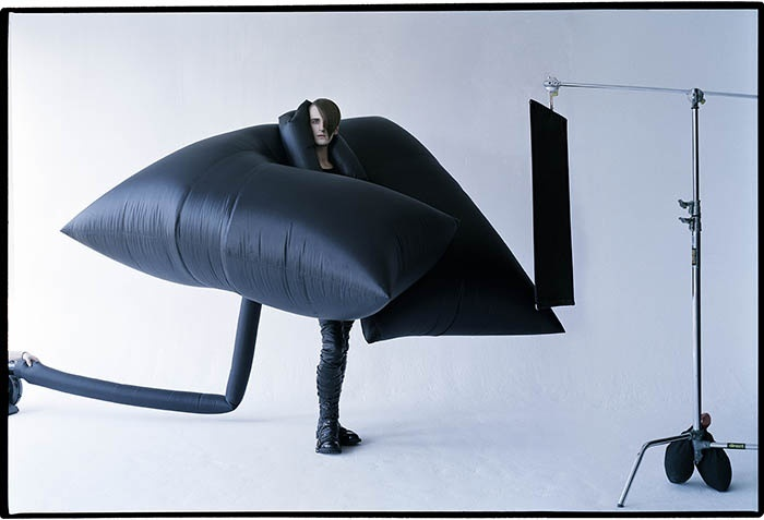 Gareth Pugh by Tim Walker