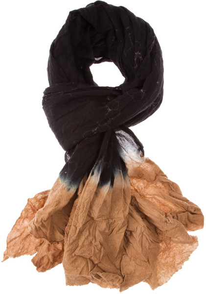 Uma Wang Scarf on Plus Black Blog