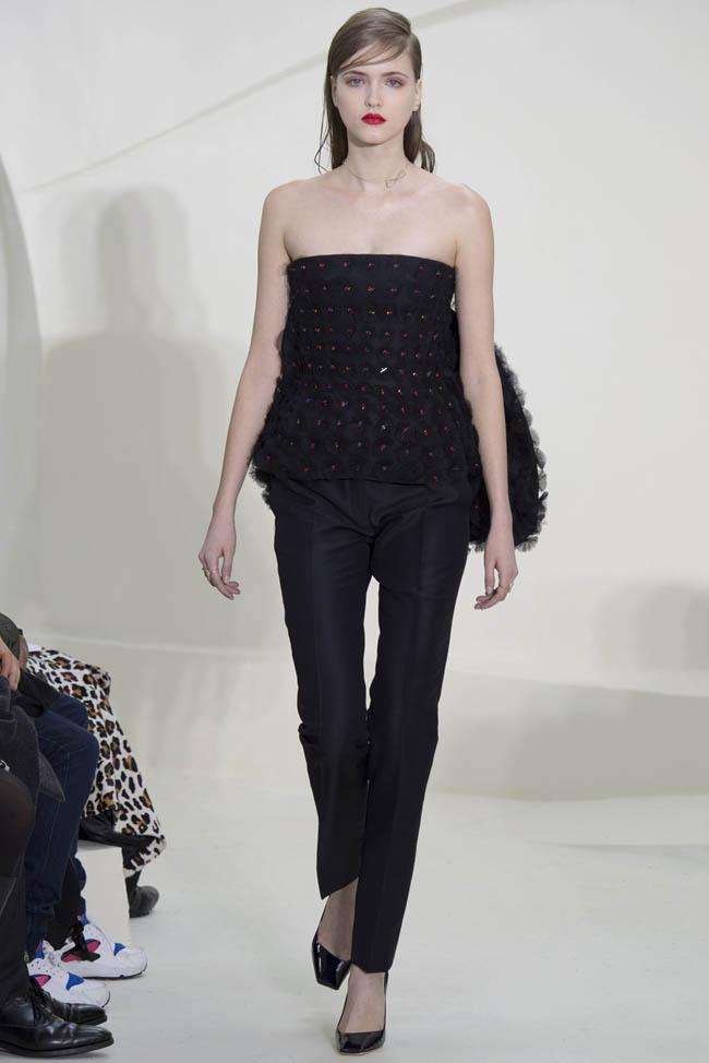 Dior Haute SS 2014