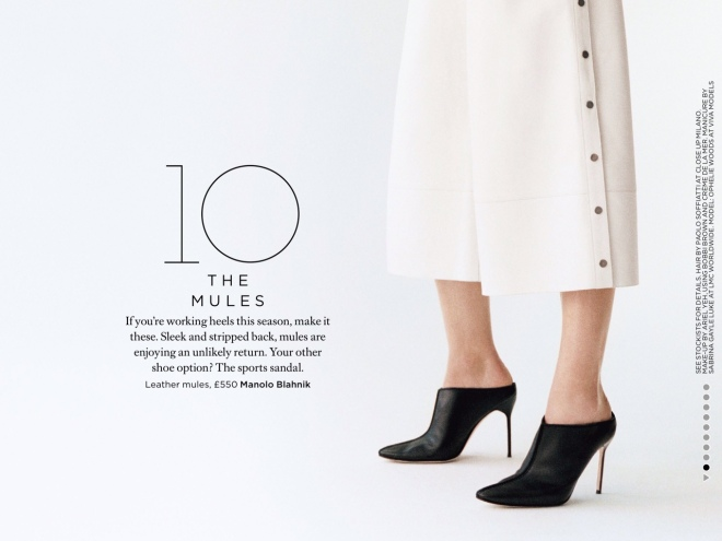 Manolo's Mules