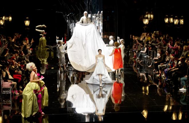 Opera Comique, Rameau's Platee