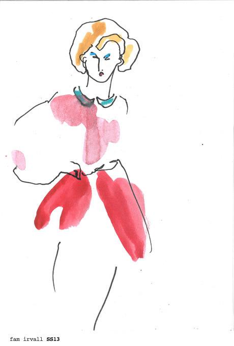 Helen Bullock drawings