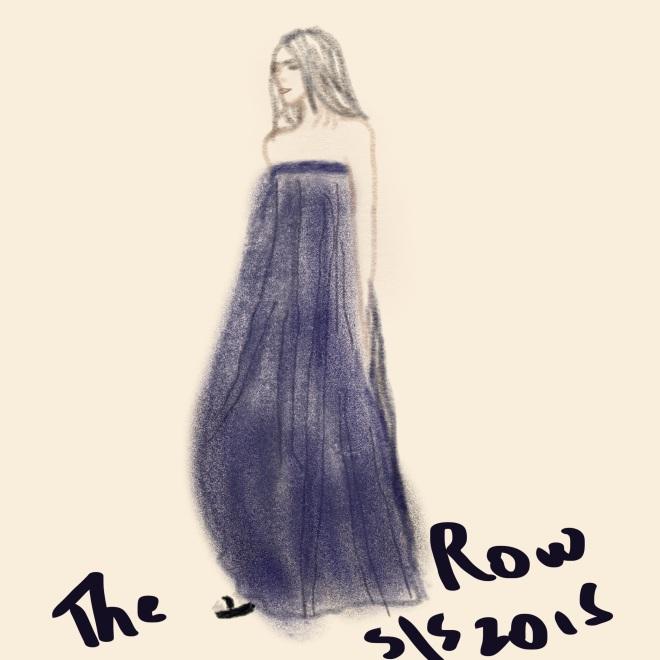 The Row S/S 2015
