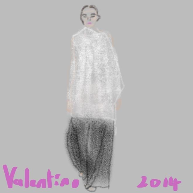Valentino Haute Couture F/W 2014