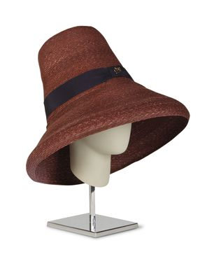Dsquared2 Brown Fuschai Hat, $320