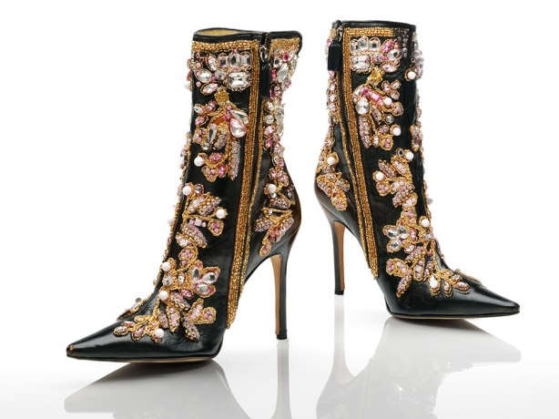 Dolce and Gabbana Ankle Boots