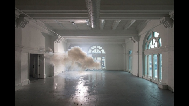 From Berndnaut's Smilde's Nimbus series
