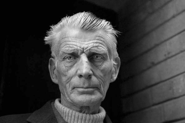 Samuel Beckett by Jane Bown in Exposures