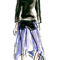 Fashion Illustrator: Clym Evernden