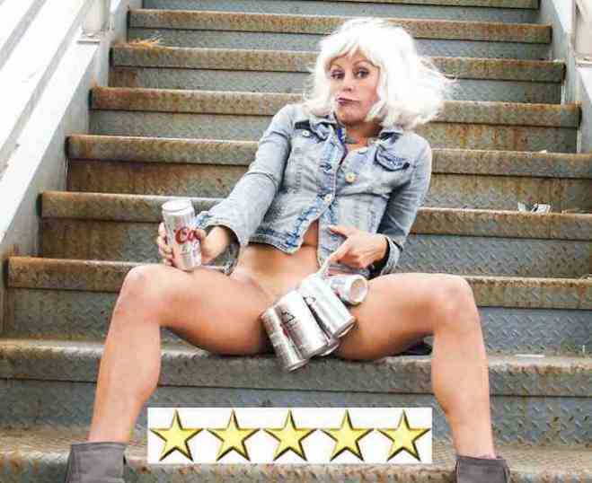 Adrienne Truscott: Asking For it?