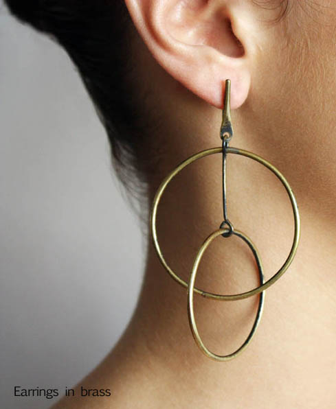 Art Smith Earrings