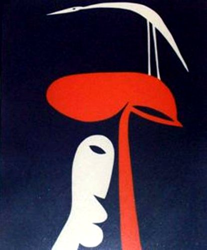 Bird Tree Man by Walter Battiss