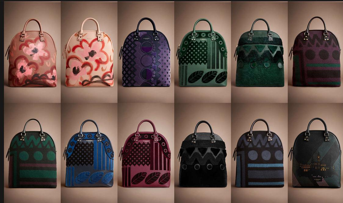 c9b6e5e74d28 The Burberry Prorsum Bloomsbury Bag – Plus Black Blog