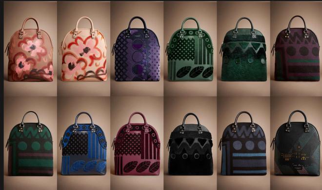 Burberry Prorsum Bloomsbury Bags