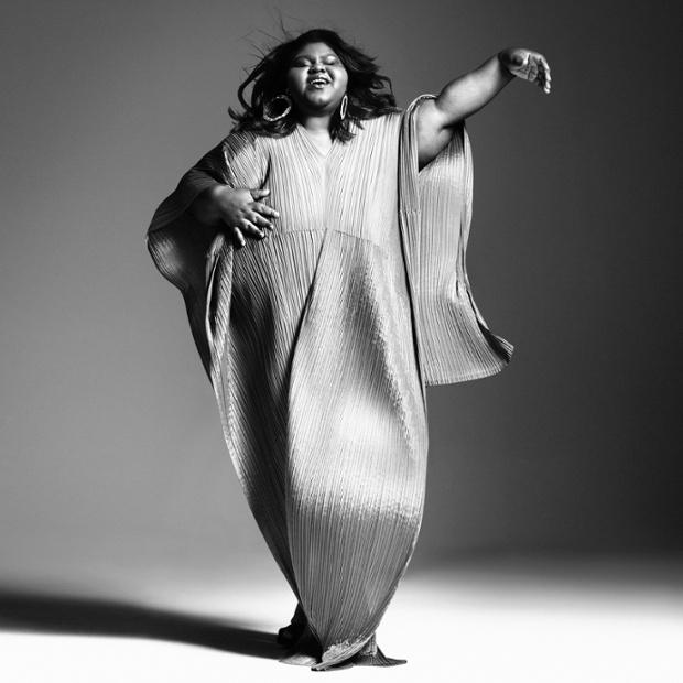 Gabourey Sidibe, 2013. Photograph: Philippe Vogelenzang