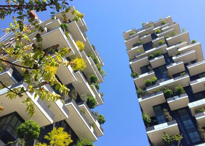 Bosco Verticale, Milan by Stefan Boeri