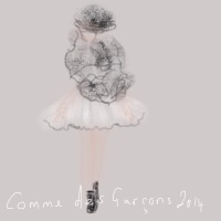 My Lost Commes des Garcons Illustration