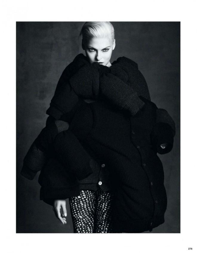Linda Evangeista in Vogue Japan on Fashion Gone Rogue