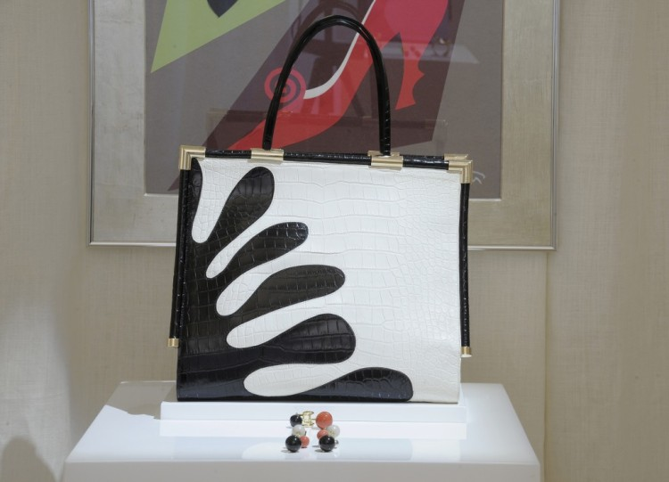 Frisoni inspired by Matisse on Blouin ArtInfo