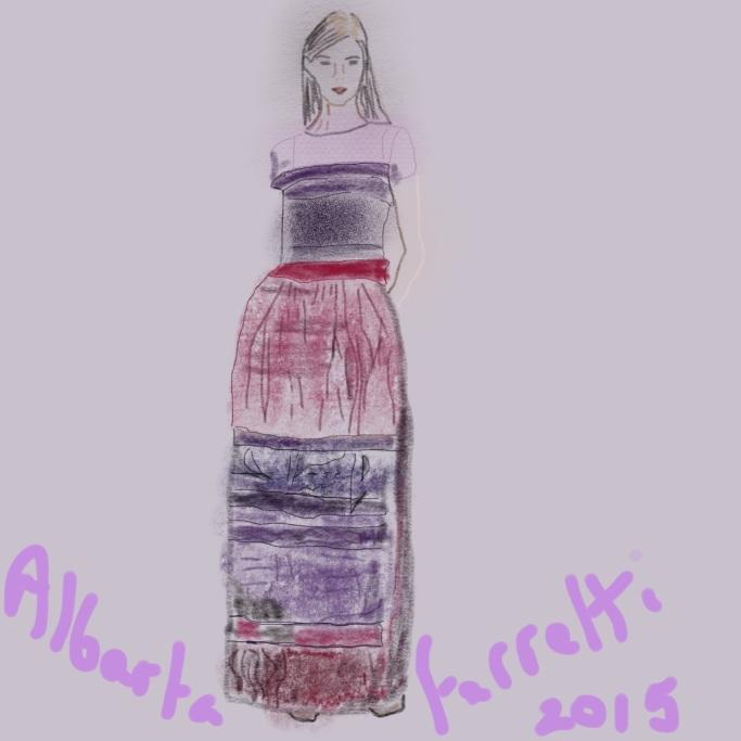 Alberta Ferretti on PlusBlack blog