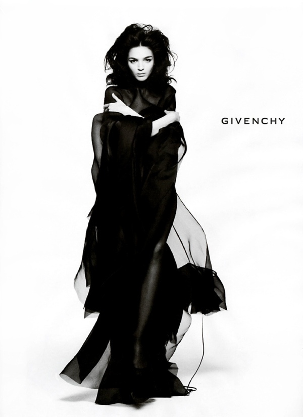 Buono for Givenchy 2012 ads