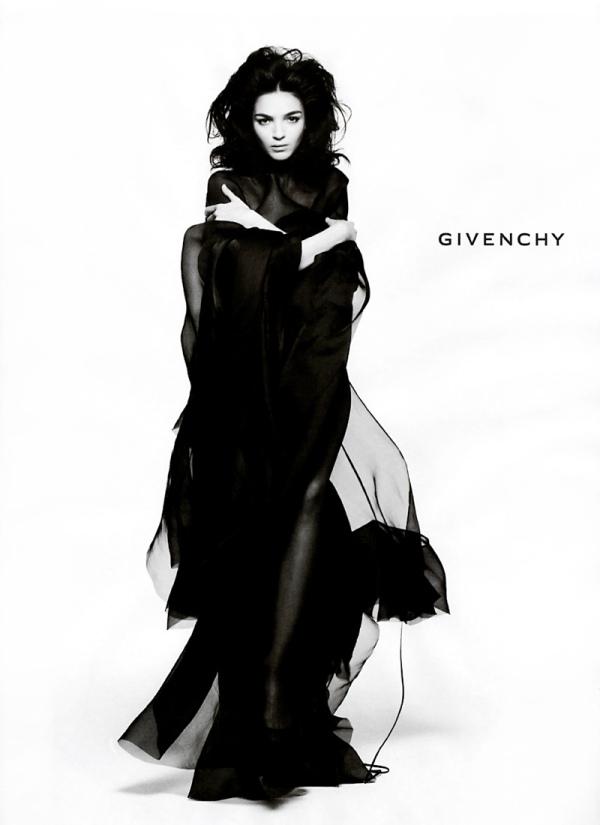 Buono for Givenchy 2012 ads