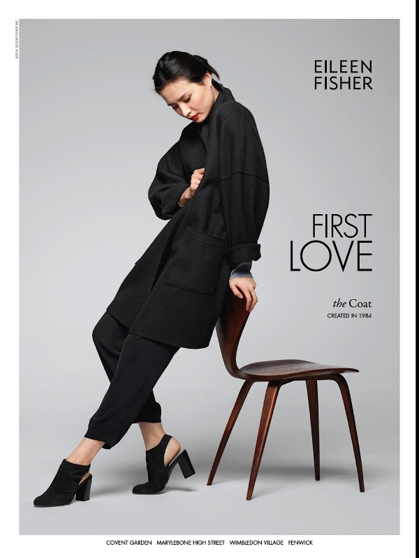 Eileen Fisher Autumn 2014