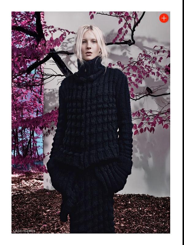 Yohji in Vogue UK