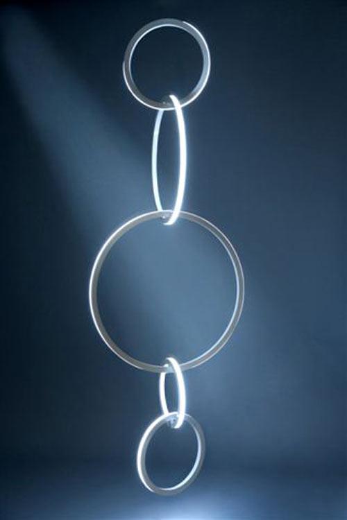 Niamh Barry Light Sculptures