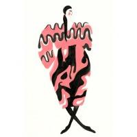 Fashion Illustration: Velwyn Yossy