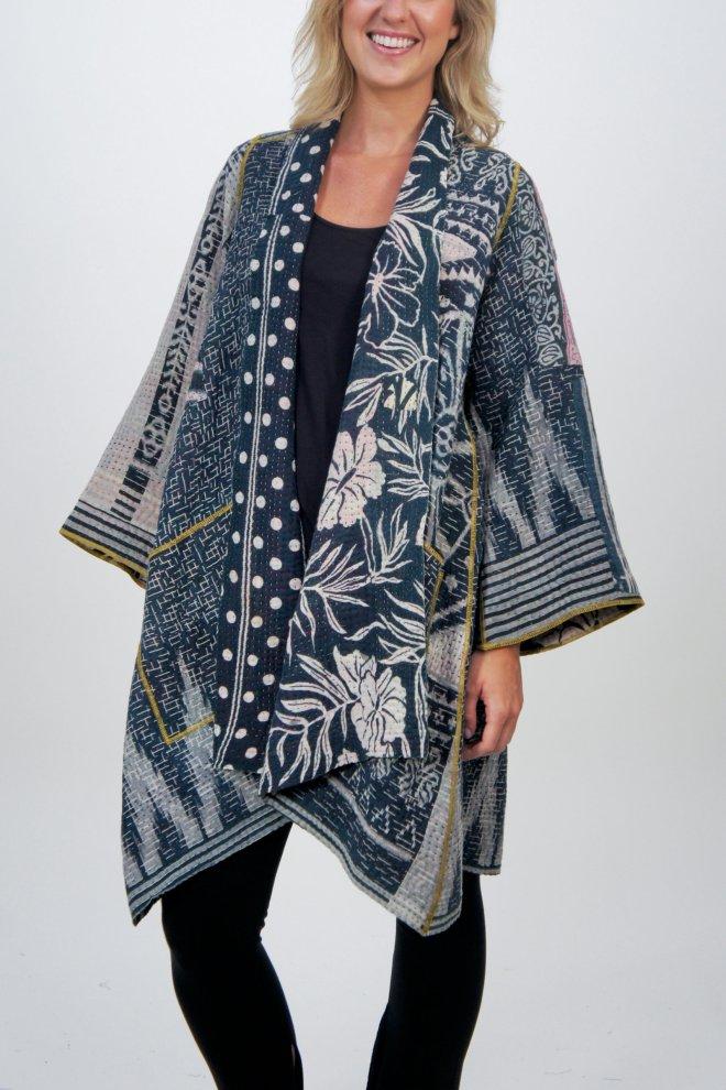 Mieko Mintz A-line jacket