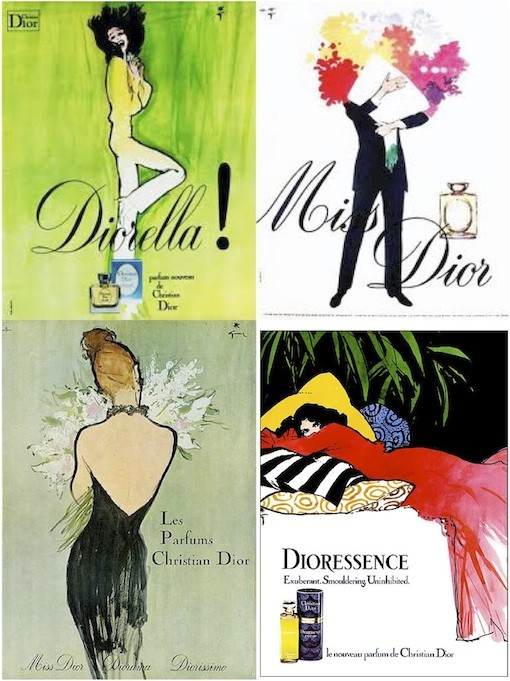 Dior The Perfumes by Chandler Burr