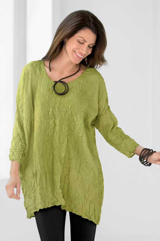 Carole Lee Shanks Tunic