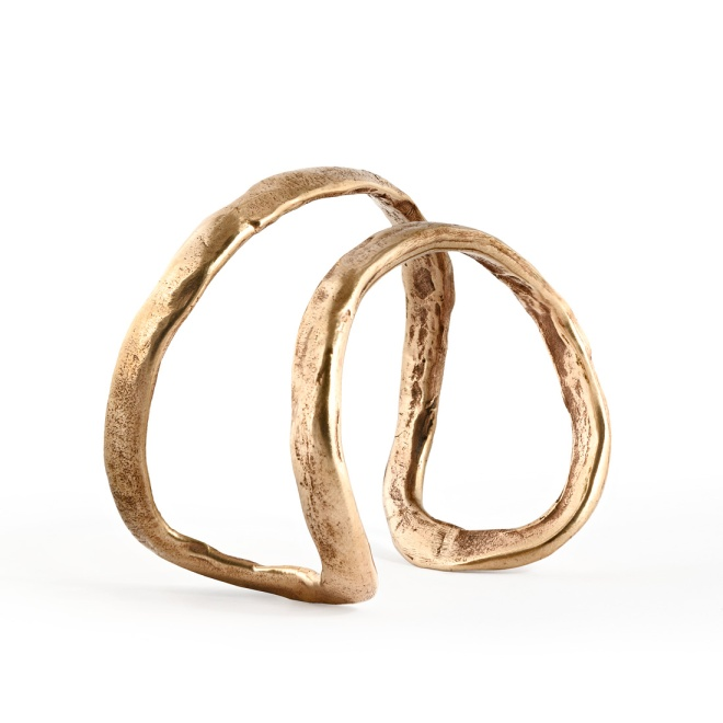 Osanna Visconti Bronze Cuff