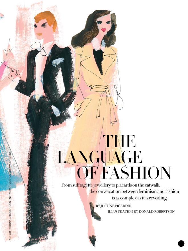 From UK Harpers Bazaar, January 2015