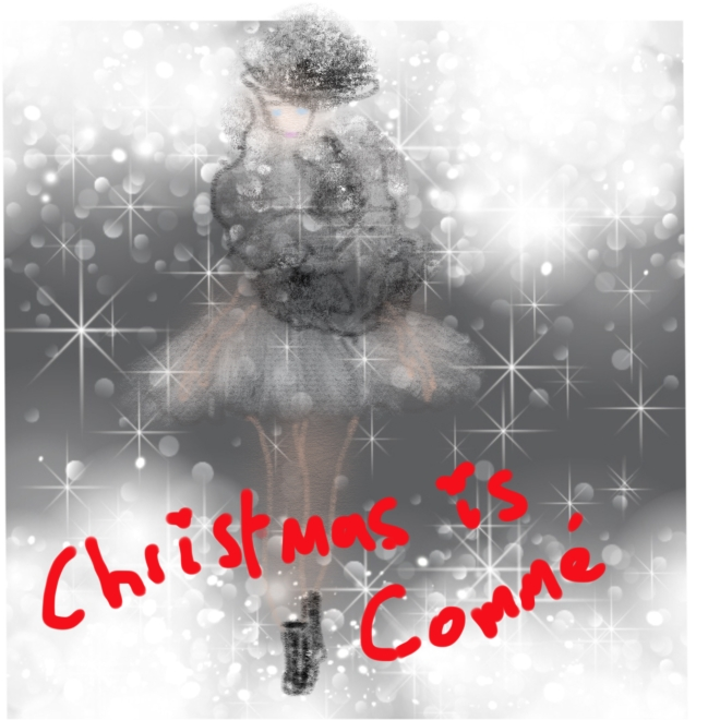 Comme Christmas Snow