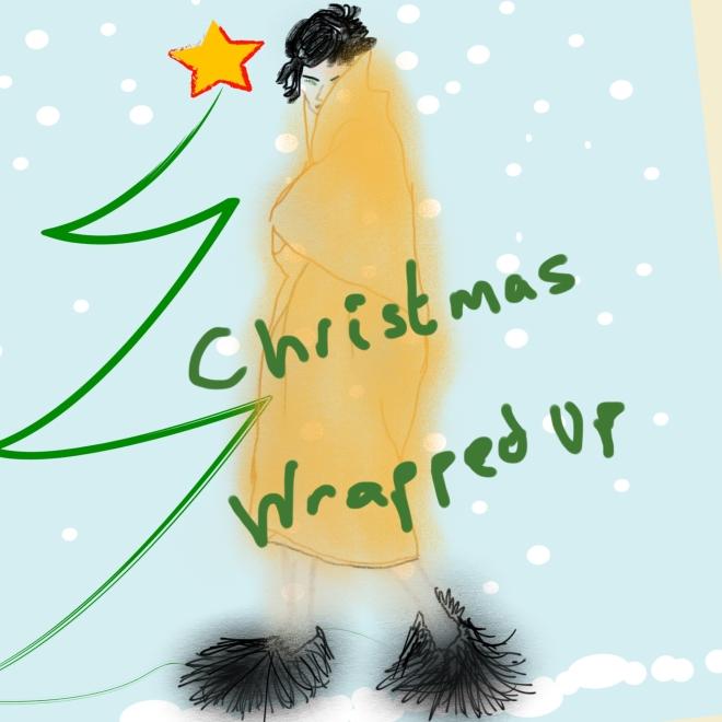 Christmas Wrappings Tree