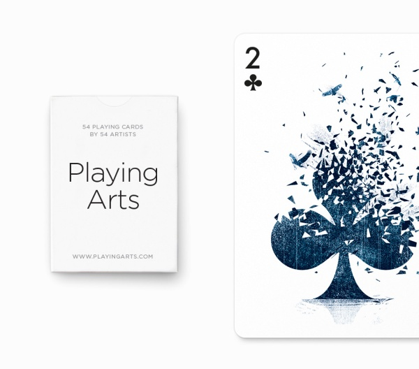 Playing Arts Playing Cards
