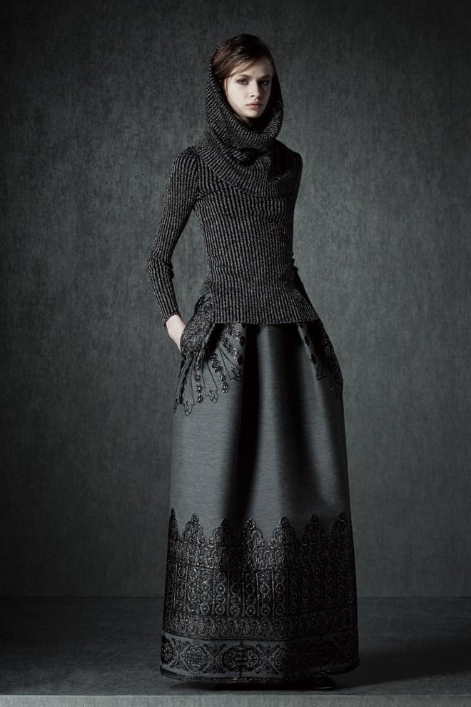 Alberta Ferretti Pre Fall 2015