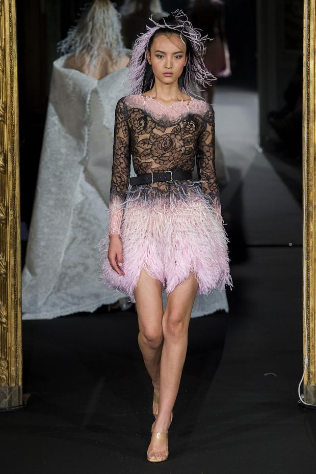 Alexis Mabille Haute from Fashionising Runway