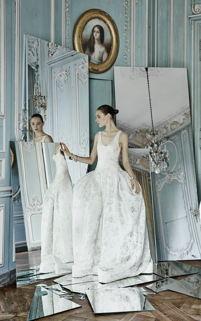 Bior Couture by Patrick Demarchelier
