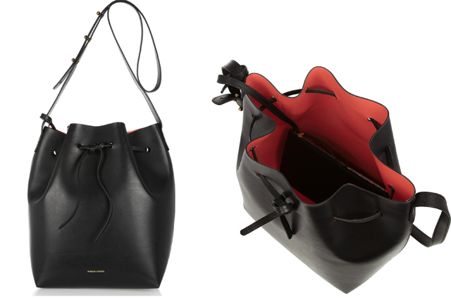 Mansur Gavriel Bucket Bag $495