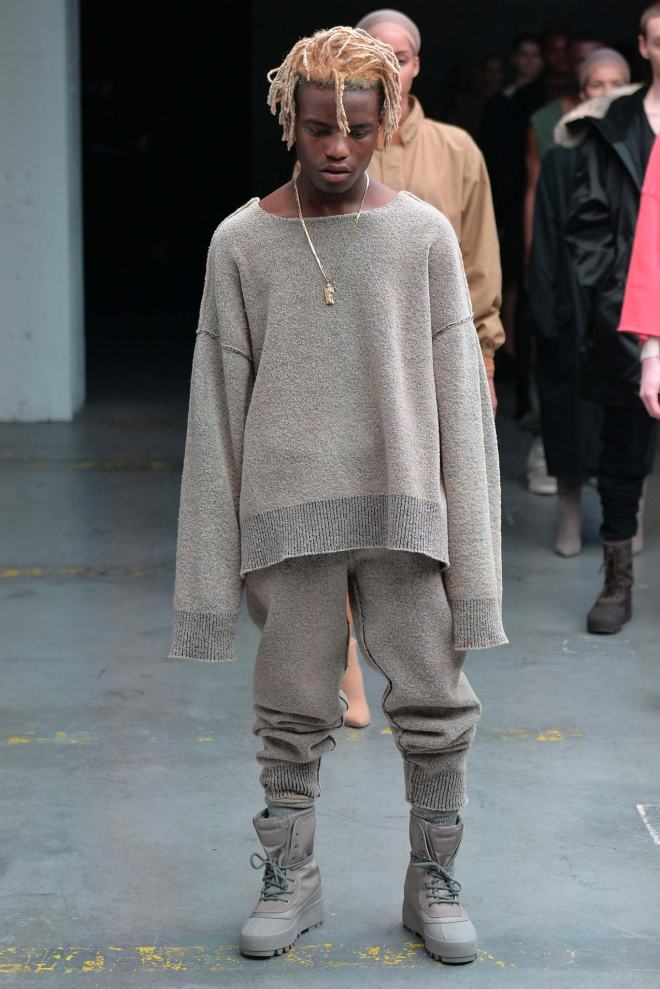 Kanye West Fall 2015 on Style.com