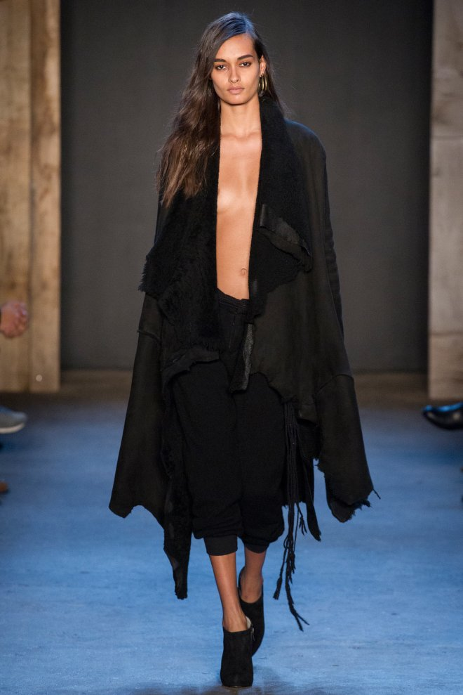 Greg Lauren Fall 2015 on Style.com